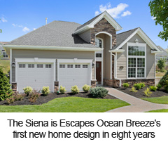 The Escapes Ocean Breeze Siena model